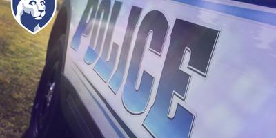 Penn State Police Car