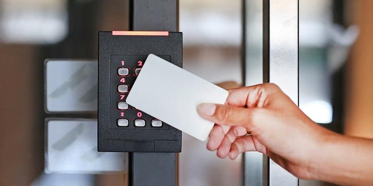 Prox Card Reader